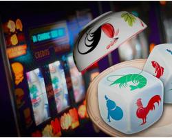 Apa yang diperlukan untuk bermain game Gourd, Crab, and Fish online?